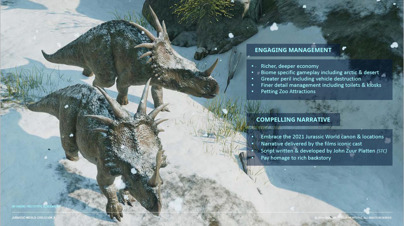 [Rumor] Un nuevo juego basado en la saga de Jurassic World estaría siendo desarrollado