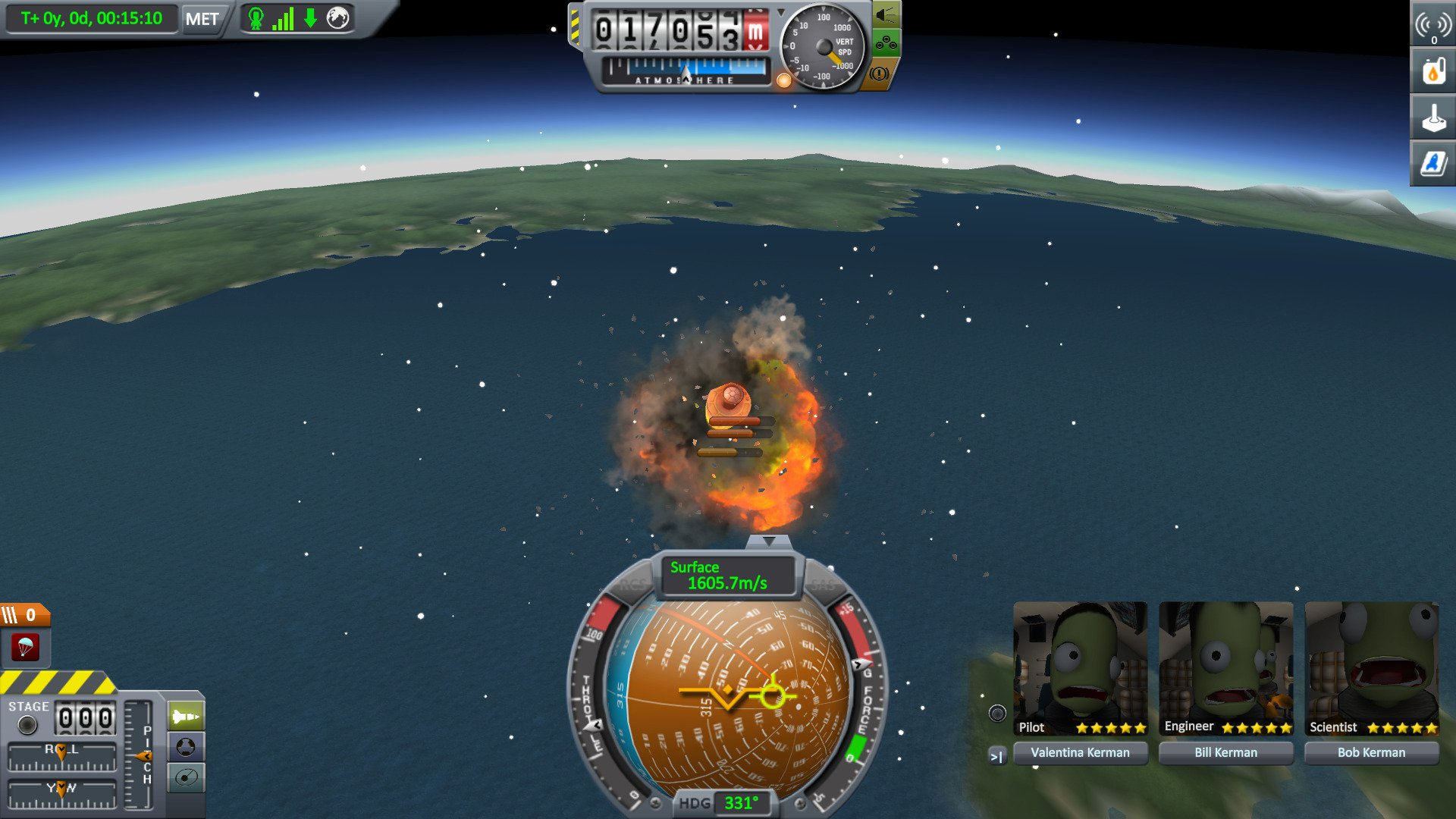 Kerbal Space Program Enhaced Edition