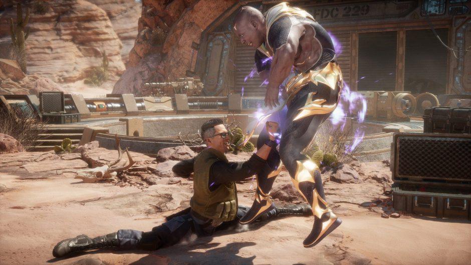 Mortal Kombat 11 se actualiza reduciendo la exigencia de las Torres del Tiempo