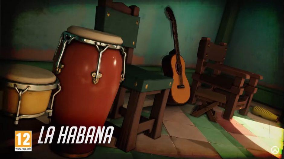 El nuevo mapa de La Habana de Overwatch ya está disponible para el multijugador