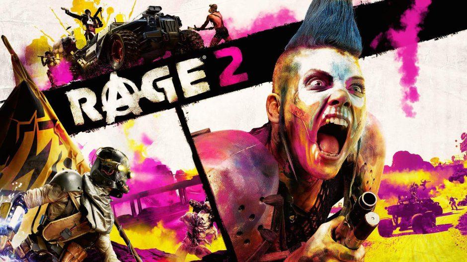 Se filtran los logros de Rage 2