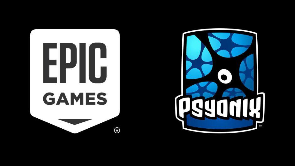 Epic Games compra Psyonix, creadores de Rocket League