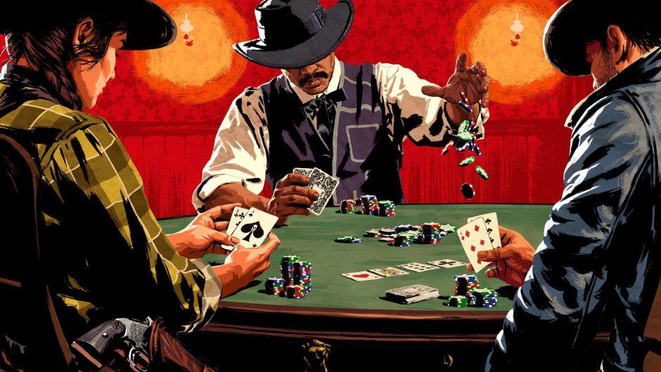 Red Dead Online: El Poker online está censurado en algunos países