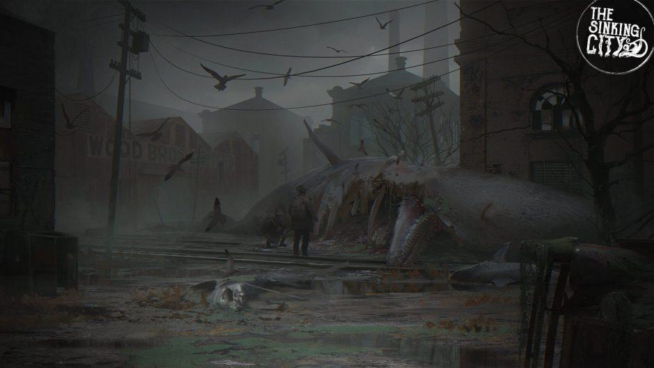 Rotten Reality, el nuevo trailer de The Sinking City