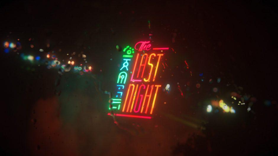 The Last Night avanza bien, pero permanece en secreto para no ser copiado