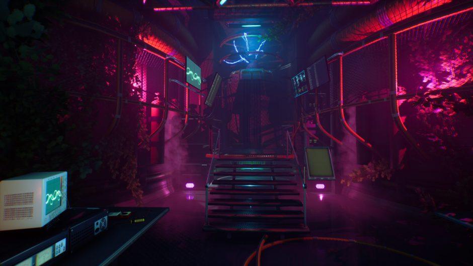 Transient, mezcla de Cyberpunk y Lovecraft, anunciado para Xbox One