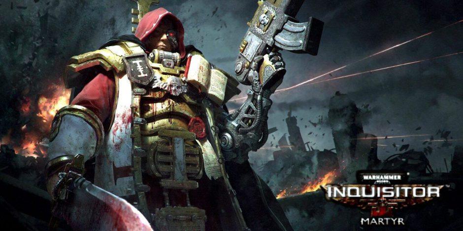 Warhammer 40.000: Inquisitor Martyr se renueva por completo con su nuevo parche 2.0
