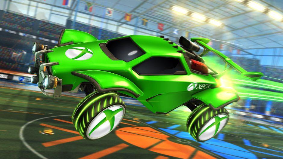 Epic estaría planeando versiones nativas de Rocket League para Xbox Series y PS5