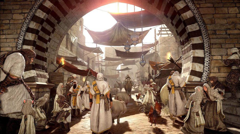 Ya disponible la actualización del Reino de Valencia en Black Desert