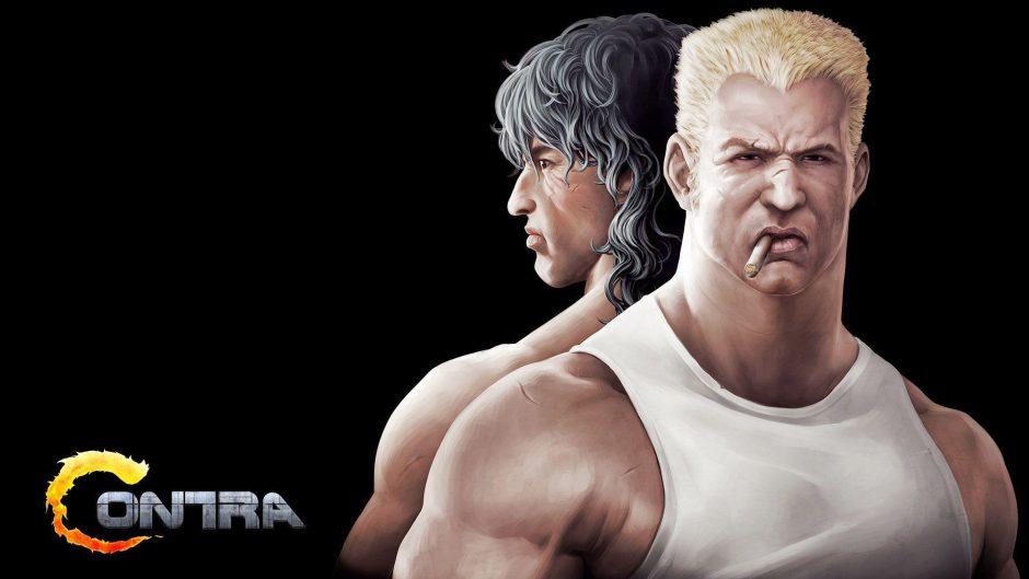 Konami revela los juegos que incluirá Contra Anniversary Collection