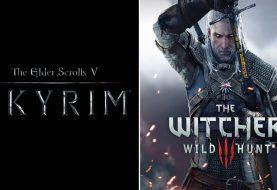 El universo de The Witcher llega a Skyrim gracias a este mod