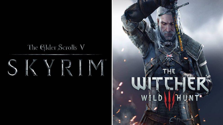 Impresionantes demostraciones de Skyrim y The Witcher 3 con Ray Tracing