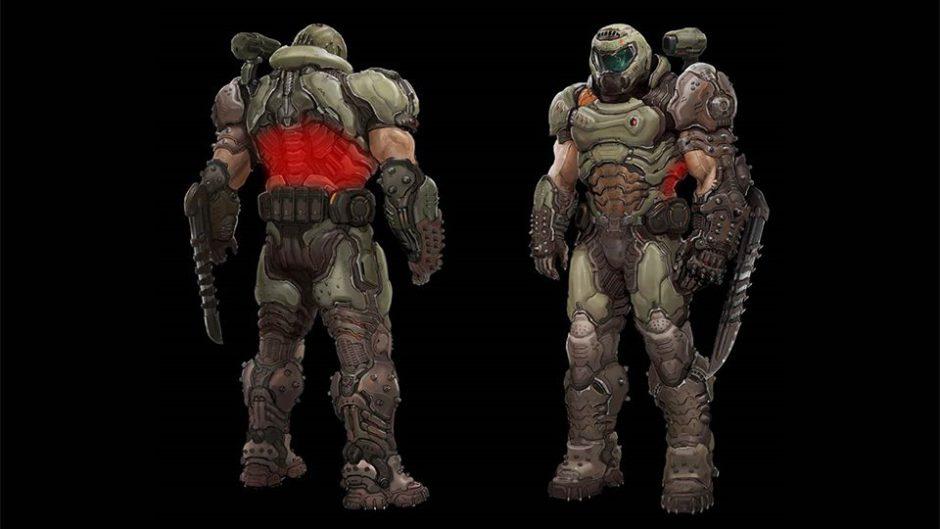DOOM nos ayudará a ponernos fuertes como el Doom Slayer ¡Ripped & Tear!