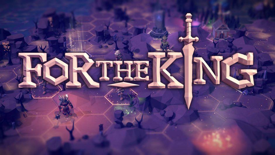 For the King llega de estreno al catálogo de Xbox Game Pass