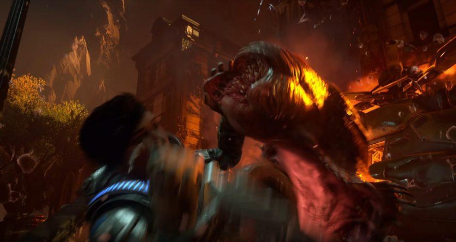 Gears 5: New Ephyra sería el centro del conflicto entre Locust y Gears