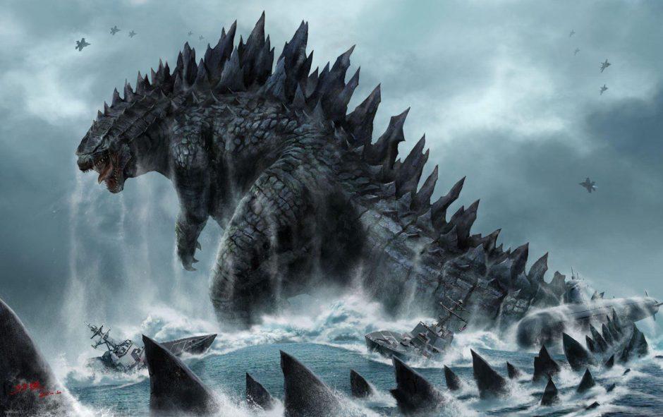 Descarga GRATIS este traje de Godzilla para tu avatar de Xbox