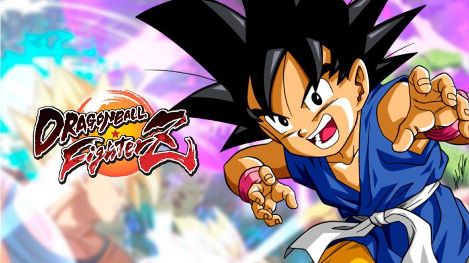 Bandai Namco celebra el día de Goku con un video para el nuevo DLC de Dragon Ball FighterZ
