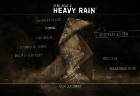 La demo de Heavy Rain para PC, ya disponible en la Epic Games Store