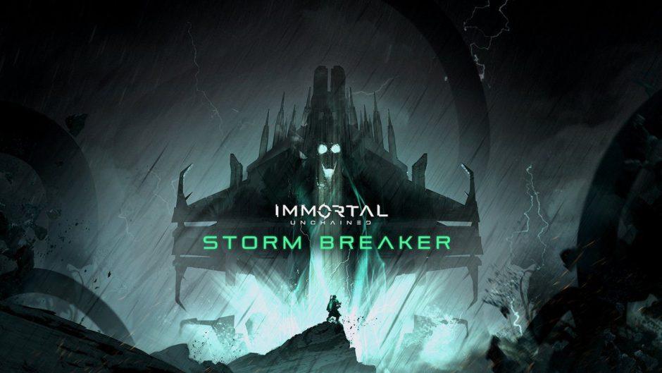 Ya está disponible Storm Breaker, la primera expansión de Immortal Unchained