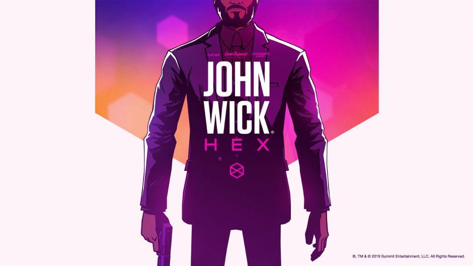 John Wick Hex se presenta con un espectacular tráiler