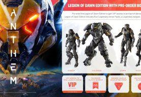 Consigue Anthem: Edición Legión del Alba digital por apenas 23€