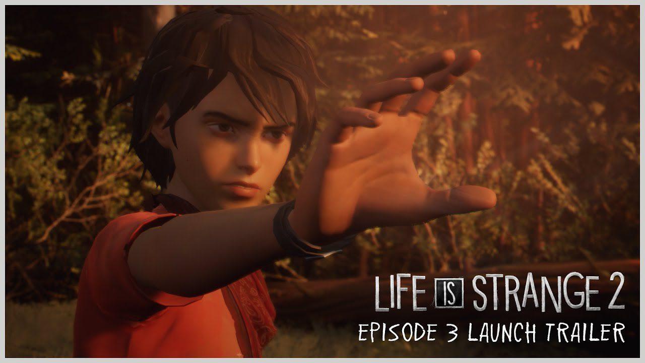 Life is Strange 2: Episodio 3 se presenta con un trailer
