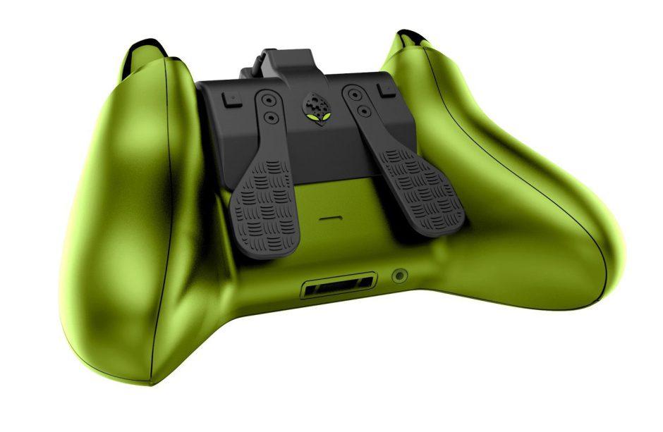 Así es el Mod Pack Controller, el mando de Xbox con opciones extra