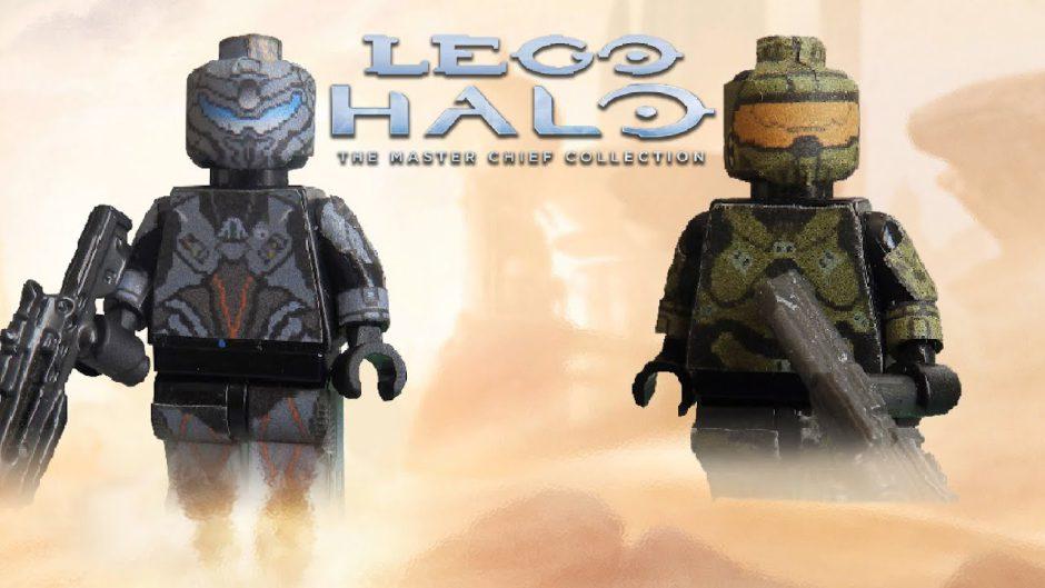 Un juego de Halo estilo LEGO podría presentarse en el E3 2019