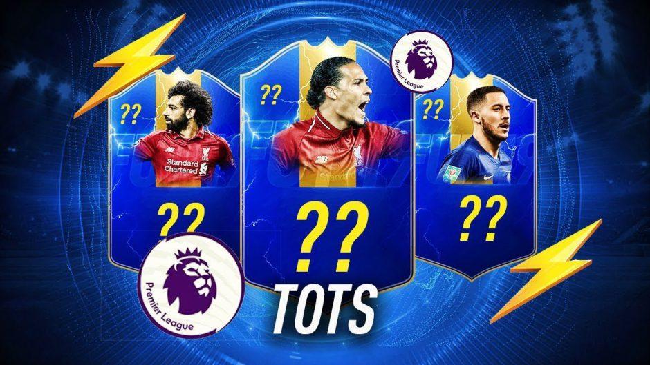 FIFA 19: Llegan los TOTS de la Premier League