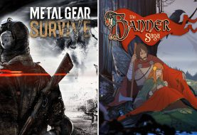 Metal Gear Survive y The Banner Saga, ya disponibles en Xbox Game Pass