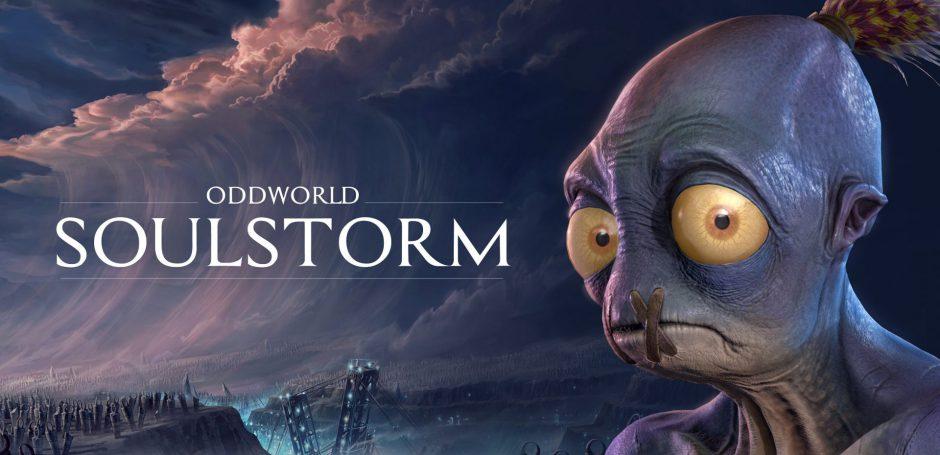 Oddworld: Soulstorm recibe nuevo tráiler y acota su fecha de lanzamiento