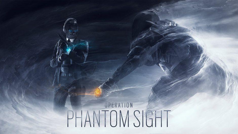 Así es Operation Phantom Sight, la nueva temporada de Rainbow Six Siege