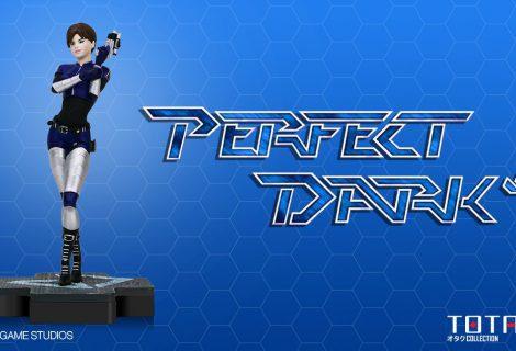 El nuevo TOTAKU de Perfect Dark que llegará en septiembre levanta las mejores sospechas