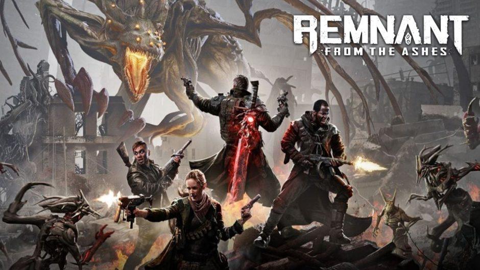 Remnant: From the Ashes muestra en un vídeo el mundo de Yaesha