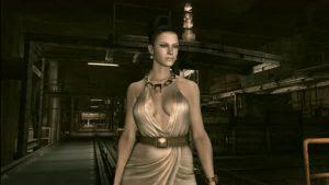Juega como Excella Gionne de Resident Evil 5 con este mod de Resident Evil 2