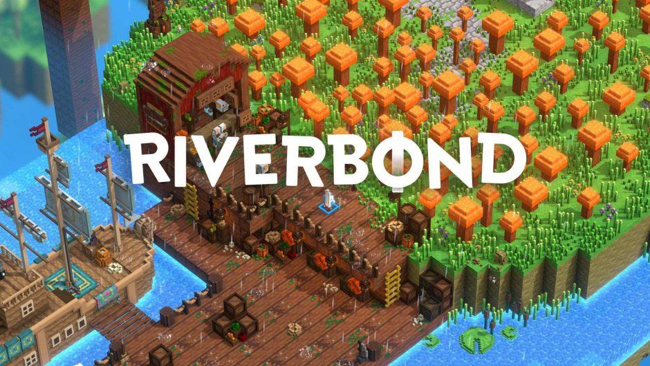 El estilo estilo voxel de Riverbond llegará en verano a Xbox One