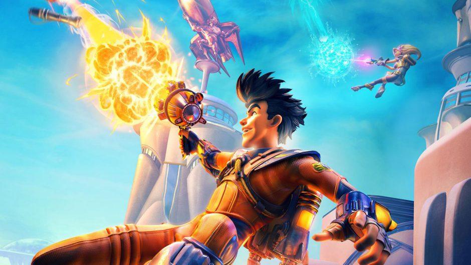 Rocket Arena debutará en Xbox One con juego cruzado con PC