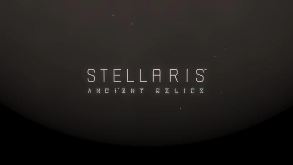 Stellaris anuncia su nuevo contenido: Ancient Relics