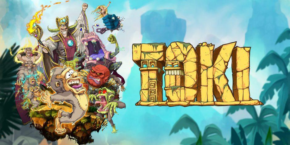 ¡Prepárate para hacer el mono! TOKI llega a Xbox One el 6 de junio
