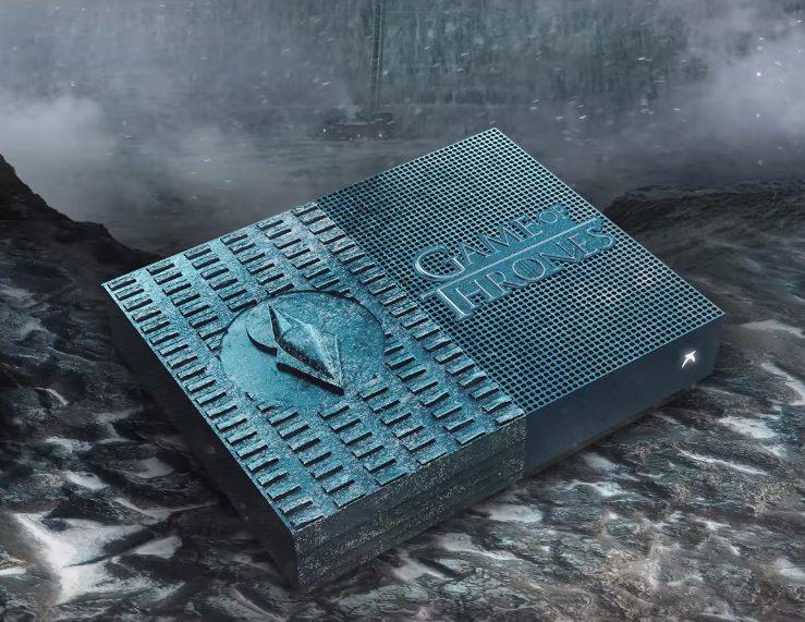 Microsoft presenta la Xbox One S All Digital de Juego de Tronos