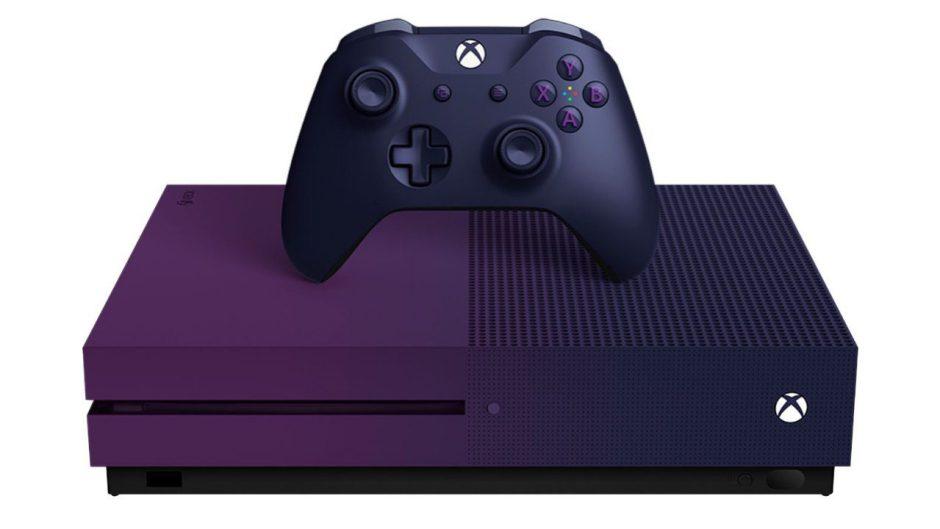 Se filtra una Xbox One S púrpura de Fortnite