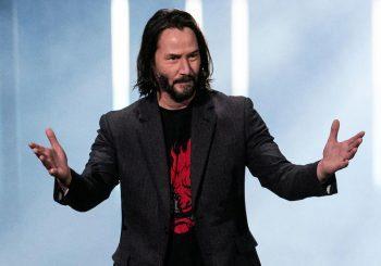 ¿Quieres ser breathtaking? Consigue la camiseta de Cyberpunk de Keanu Reeves