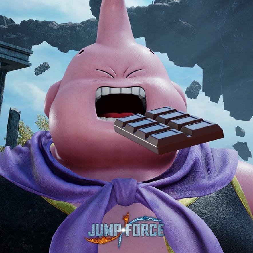 Majin Buu de Dragon Ball se unirá al plantel de Jump Force