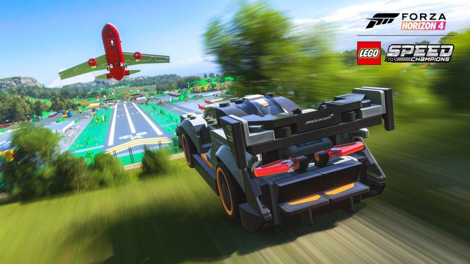 Xbox One recibe nuevos packs con Forza Horizon 4 y la expansión de Lego