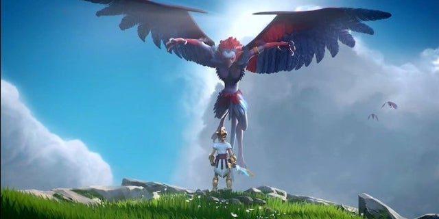 Gods & Monsters es la nueva Ip de Ubisoft #UBIE3