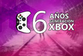Sorteo: Sexto aniversario Generación Xbox