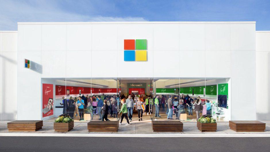 Microsoft inaugurará su primera tienda en Europa en 2019