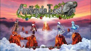 Análisis de Antiquia Lost