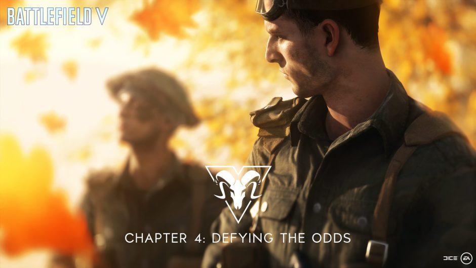 La guerra del Pacífico llegará a Battlefield V con el capítulo 4