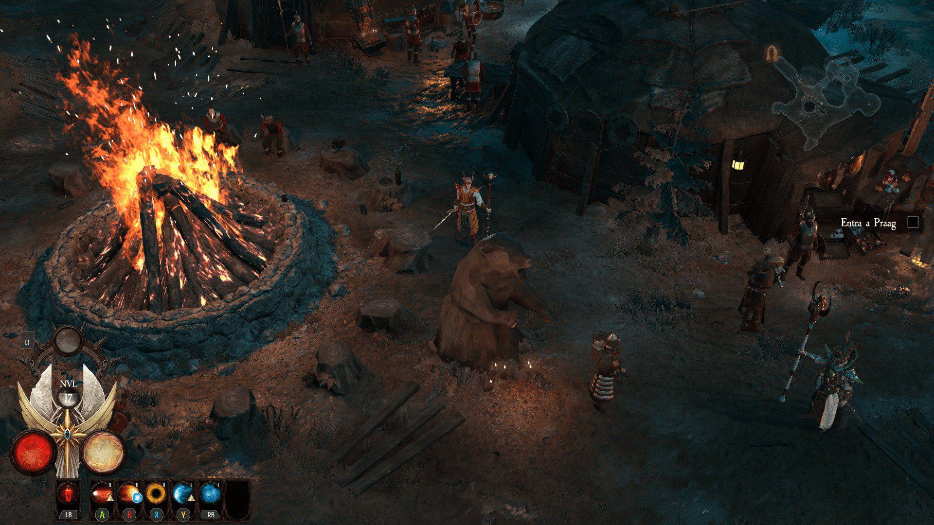Análisis de Warhammer: Chaosbane